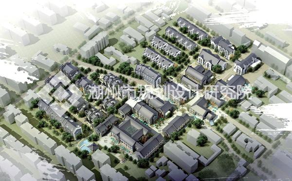 首页 作品展示 规划设计    南浔晶街修建性详细规划 发布